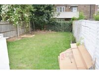 Lovely 1/2 bedroom flat property to rent with own large garden and off road parking space