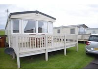 Caravan & Decking Just In Stock NOW!!!! Southerness Scotland Dumfries Cumbria