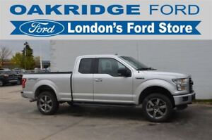 2016 Ford F-150 4WD SUPERCAB