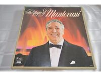 The Magic of Mantovani * 7 Records and certificate