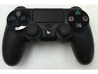 PS4 Dualshock Sony Official Black Controller as New