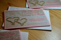 Wedding invitations/Save the Date cards