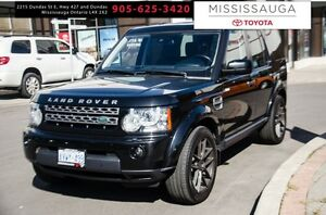 2013 Land Rover LR4 4WD 4dr LUX