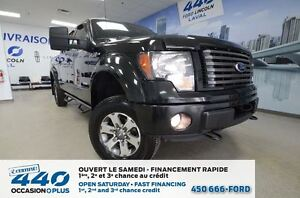 2012 Ford F-150 FX4 * Ecoboost, Cuir *