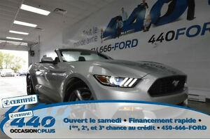2015 Ford Mustang V6  *Convertible*