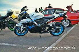 Honda cbr 600cc RR limited edition