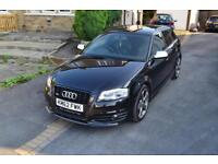 2012 62 AUDI S3 S LINE BLACK EDITION QUATTRO S TRONIC AUTOMATIC HIGH SPECIFICATION GOLF R GTI RS RS3