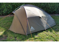 Vaude Taurus two man tent, used only once, BARGAIN, great for WILD CAMPING/HIKING £80 or SWAP
