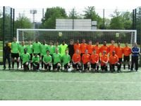 Find Sunday football team, find saturday football team. Play football in London . REF92H