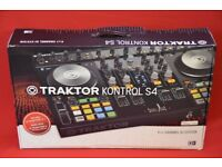 Native Instruments Traktor Kontrol S4 £375