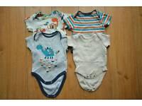 Next newborn vests (Bury St Edmunds or Stevenage)