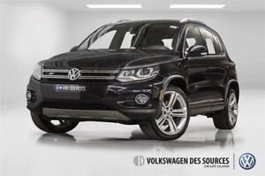 2014 Volkswagen Tiguan Highline - R LINE + GPS + CAMERA * FULL E
