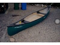 Venture canoe
