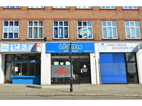 W3: A1 / A2 commercial premises ideal as office, hair salon, beauty, retail shop. No premium.