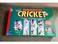 1995 - MIKE ATHERTON'S WORLD CUP CRICKET GAME By PETER PAN GAMES