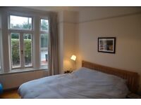 Short Let | Double room - Three bed flat with garden