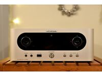 Marantz M-CR603 Stereo System CD Receiver includes Airplay upgrade: CD, DAB, MP3