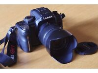 Panasonic Lumix GH1 digital camera with 14-42mm zoom lens