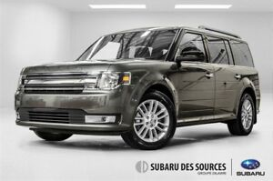 2015 Ford Flex SEL V6 FWD   $208/2 Semaines