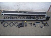 Ditogear Camera Slider - Ditogear Omnihead, Omnislider complete kit (HARDLY USED)