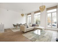 Redcliffe Square SW10. A magnificent two double bedroom first floor flat to rent.