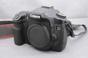 Canon EOS 40D BODY - USED (ID-C31)