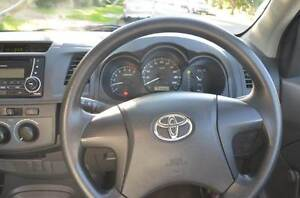 2013 Toyota Hilux Ute East Lindfield Ku-ring-gai Area Preview