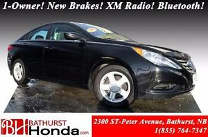 2012 Hyundai Sonata GL 1-Owner! New Brakes! XM Radio! Bluetooth!