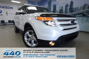 2014 Ford Explorer Limited | AWD, NAVIGATION, CUIR