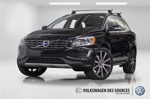 2015 Volvo XC60 T5 (2015.5) - MAG 20'' + AWD + HEATED SEATS ! !
