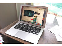Excellent as new condition Macbook Air 13.3 inch 2017 Intel Core i5-5350U 1.8GHz 8GB RAM 128GB