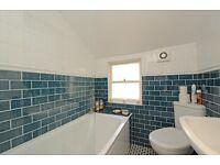 A spacious split level apartment - 2bed - Elspeth Road, £1800