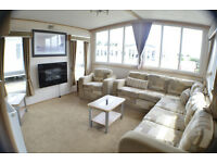 Stunning Holiday Home For Sale in Dumfries and Galloway-2 Bedroom-Site Fees Start From £1,118