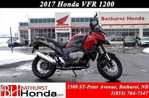 2017 Honda VFR 1200 - ABS Boundless Exploration!