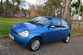 Ford KA 1.29 Low Mileage , Year MOT, Fully Serviced, New Tyres & Battery, Very Clean Car.