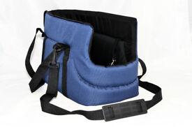Dog puppy shoulder carry carrier bag