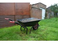 Wheelbarrow (used but in excellent condition)