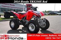 2014 Honda TRX250 X