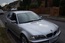 BMW 320D SE *LOW MILES*