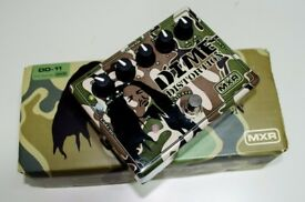 MXR Dime (Dimebag Darrel) Distortion DD11