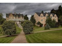 Receptionist - Lochardil House Hotel Inverness - Full Time Appointment