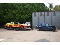 Vehicle transportation, recovery, car, bike, classic etc hampshire based, nationwide
