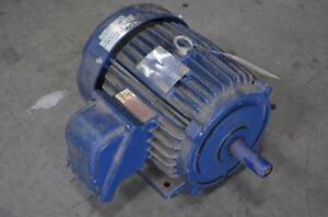 TECO High Efficiency AC Motor 5hp