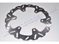 BRAKE DISC WAVE CBR125 FRONT GP RACE 07770 851390