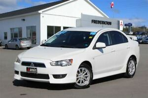 2010 Mitsubishi Lancer SE! HEATED SEATS! WARRANTY TO 2020!