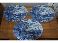 Johnson Brothers, Cotswald Large Oval Plates