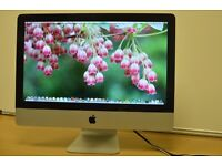 """Apple iMac 21.5"""" Core 2 Duo 4GB RAM 500GB HDD Special OFFER PRICE"""