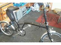 Brompton 3speed bicycle