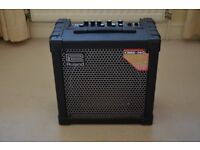 Roland Cube 30 guitar amplifier 34W