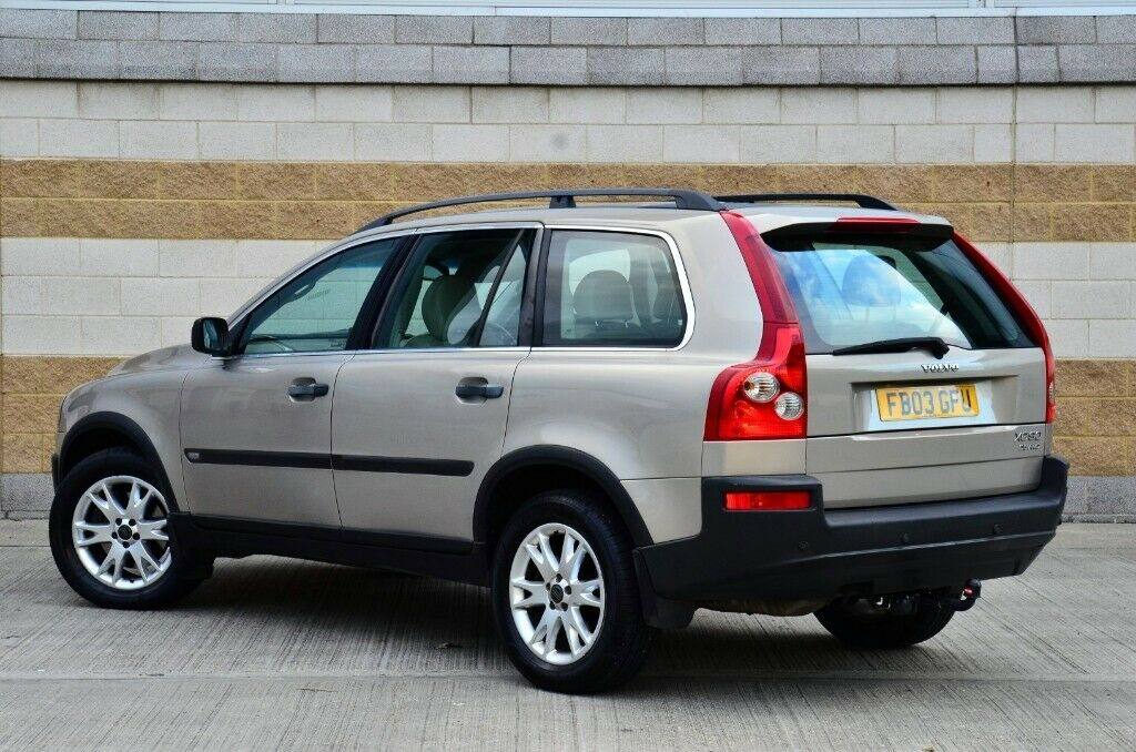 2003 Volvo XC90, LOW mileage - 68k Miles, New Timing belt kit, Great  Condition | in Ipswich, Suffolk | Gumtree